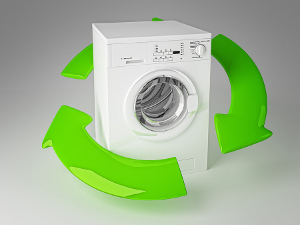 Appliance Recycling-Washing Machine